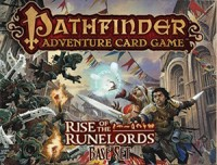 Pathfinder Adventure Card Game: Rise of the Runelords (Base Set) - Board Game Box Shot