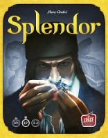 Splendor - Board Game Box Shot
