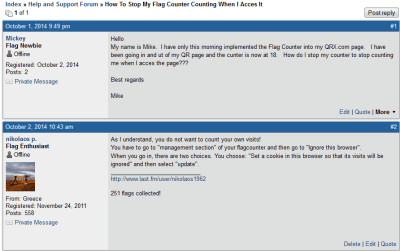 Free forums
