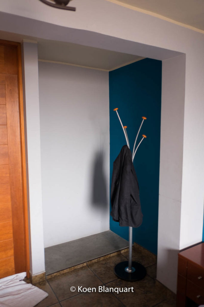 Room in the Padama hotel, Lima