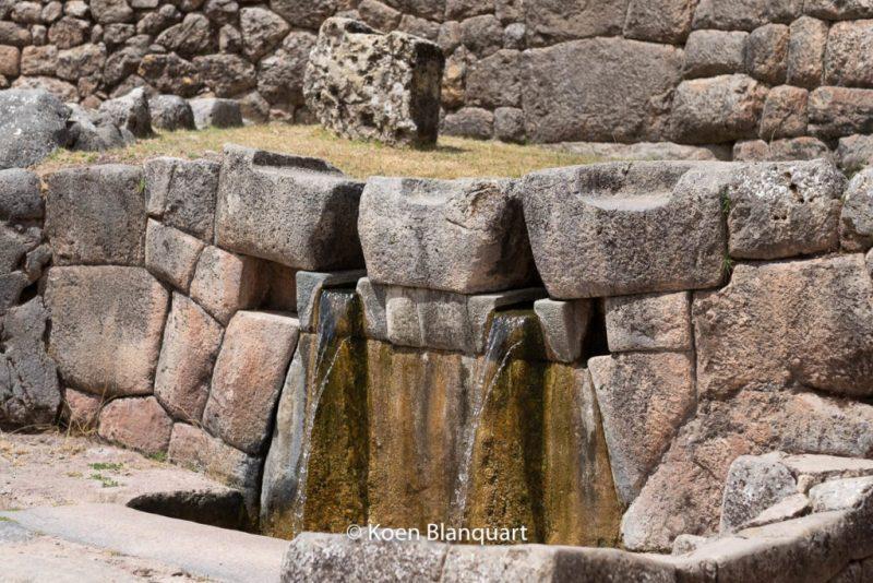 Tambomachay Water