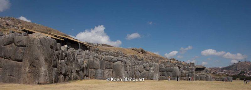 Walls in Saqsaywaman