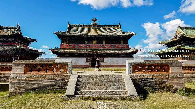 Karakhorum Museum & temple - Mongolia