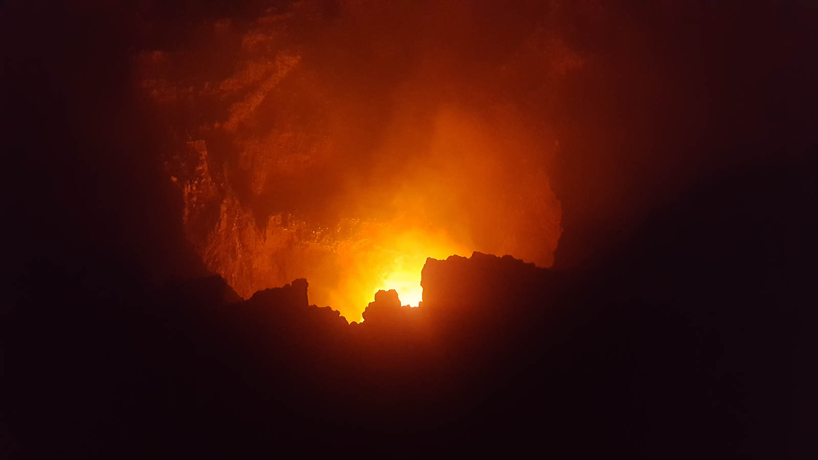 Massaya Volcano in Nicaragua (by Koen Blanquart)