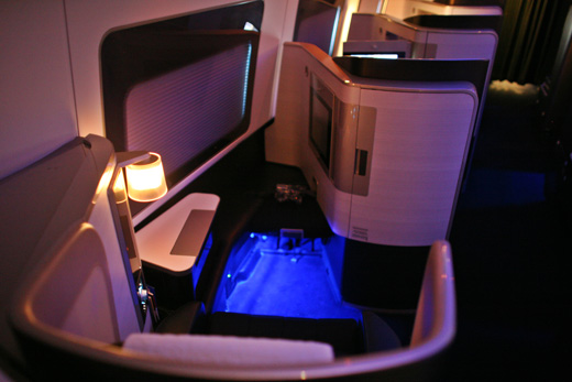 BA FC x04 British Airways' New First Class … a whole new experience