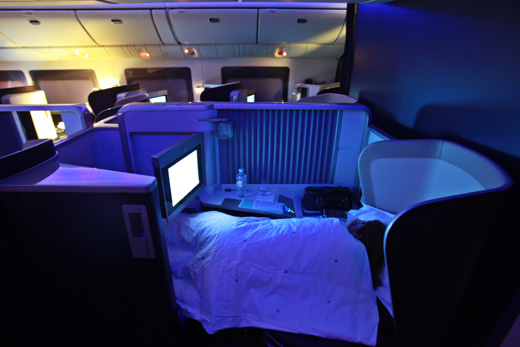 BA FC x13 British Airways' New First Class … a whole new experience