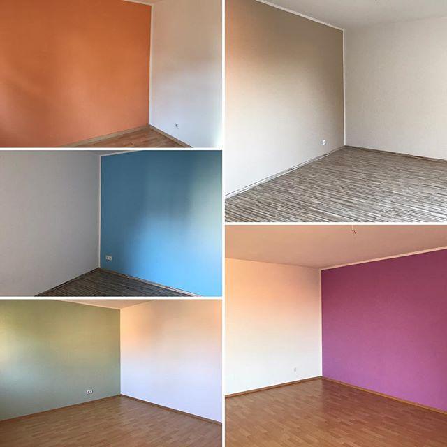Die Malerarbeiten in den beiden Apartments sind fast abgeschlossen 🏻. In der nächsten Woche werden die Möbel aufgebaut und die weitere Ausstattung  organisiert.#badlauchstaedt #badlauchstädt #geiseltalsee #goethetheaterbadlauchstaedt #goethetheater #boardinghouseammarkt