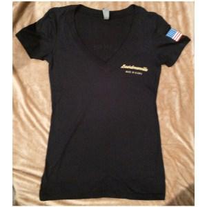 Women's V-Neck Shirts