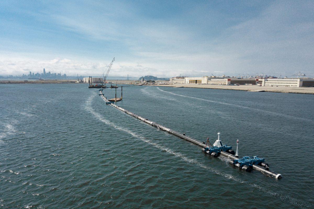 Ocean Cleanup è pronto a rimuovere la plastica (diretta streaming)