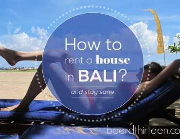rent Bali houses