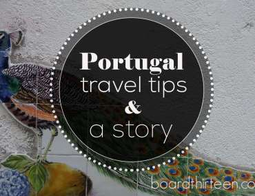 Portugal travel tips photo
