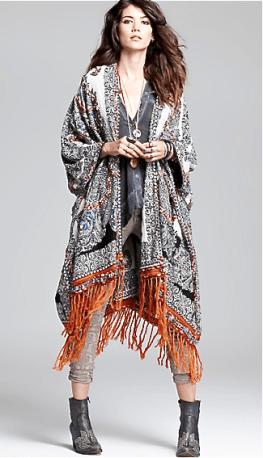 fall fashion pieces kimono