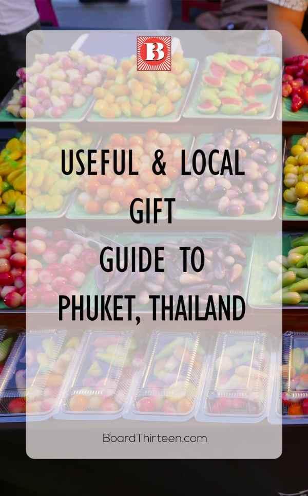 Phuket gift guide