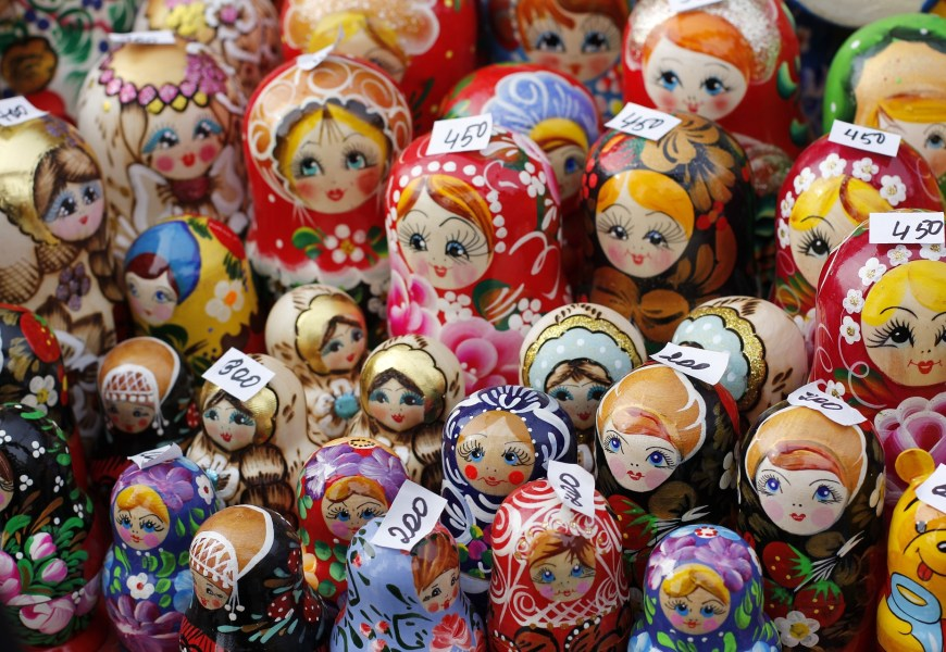 How to spot a Russian Tourist abroad. Guest Post