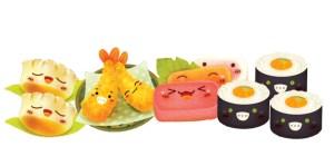 Sushi Go Cutouts