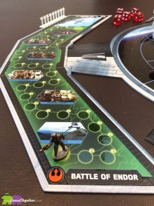 Star Wars, Risk, Battle on Endor