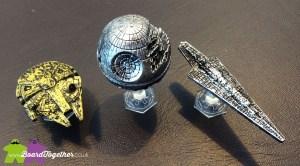 Star Wars, Risk, Ships
