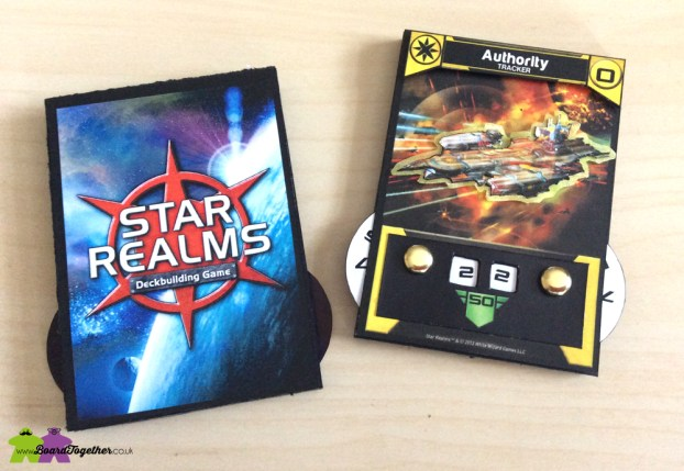 Star Realms Authoruty Tracker