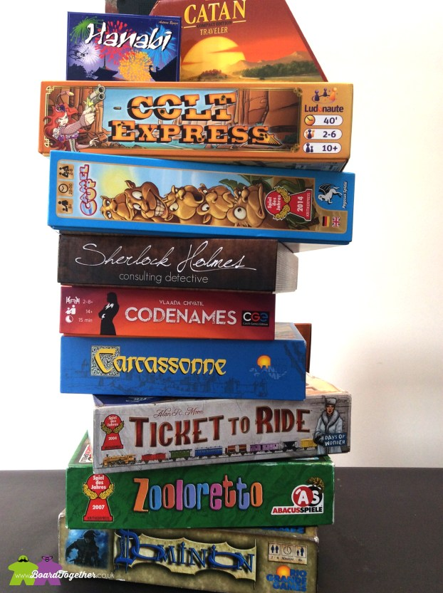 Spiel Games we own