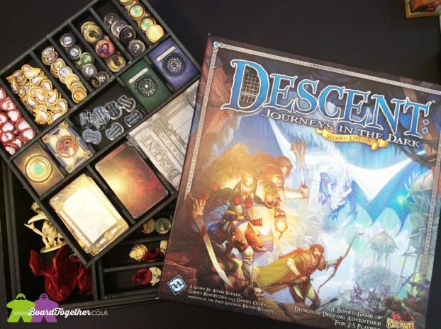 Descent Boardgame