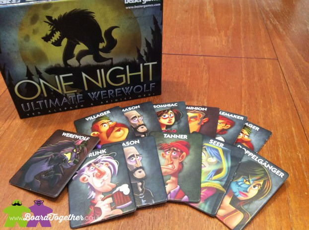 One Night Ultimate Warewolf