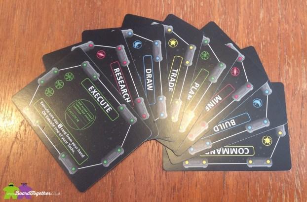 Impulse Cards
