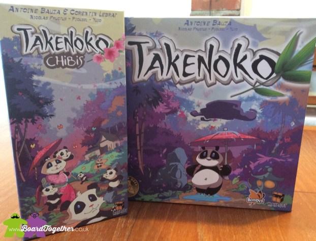 Takenoko & Chibis