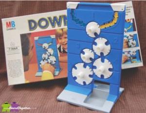 Downfall boardgame
