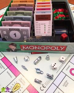 Monopoly childhood memories