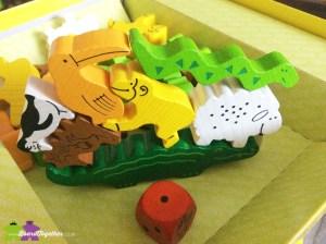 Animal Upon Animal boardgame