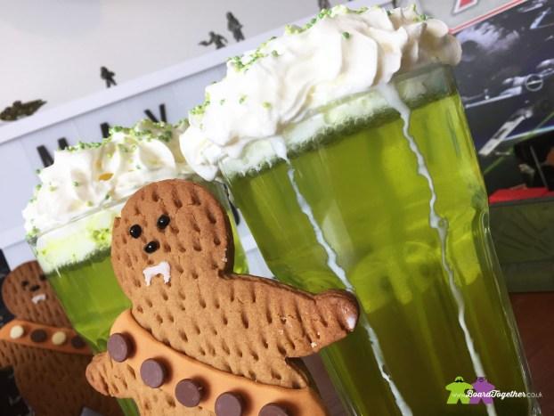 Yoda Soda & Wookie Cookies