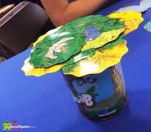 Baobab boardgame