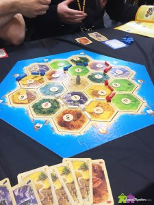 Catan Boardgame