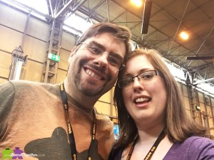 UK Games Expo 2017, Mike & Tamz