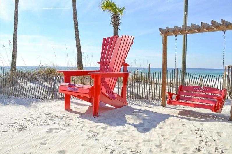 chair amenities
