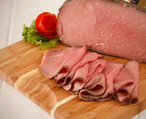 Deluxe Low Sodium Oven Roasted Beef CapOff Top Round
