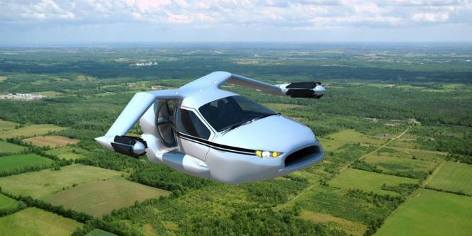 Resultado de imagem para carro voador