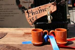 bbc1d8535f0 Sta. Maria da Feira   Bebida do amor  seduz visitantes