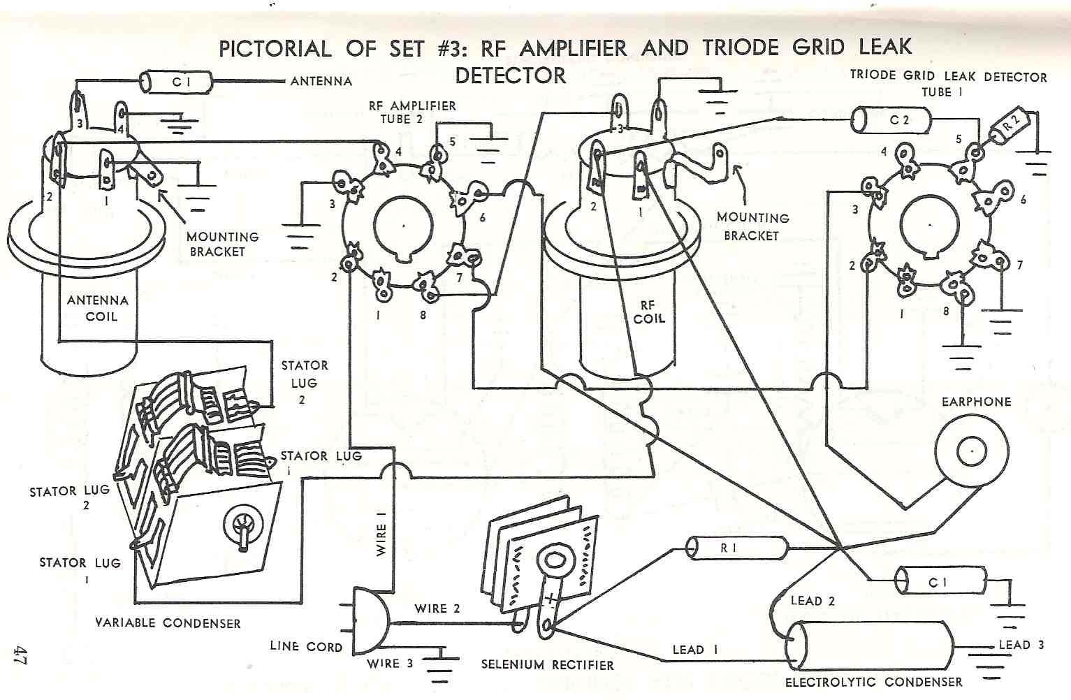 Progressive Radio Edu Kit Schematics