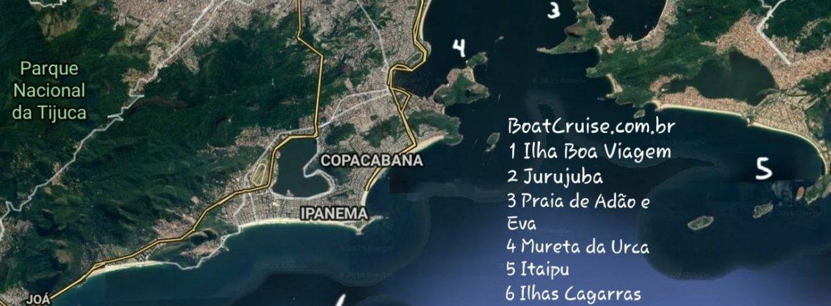 Roteiros Rio Boat Cruise