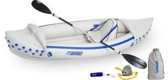 Sea Eagle SE330 Inflatable Sports Kayak