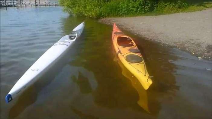 Surf-Ski Vs Kayak