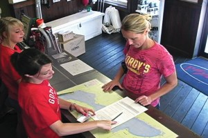 Gordy's staff spends considerable time with its renters to ensure they are prepared.