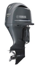 Yamaha claims its F300 offers best-in-class fuel efficiency.