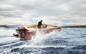 Torqueedo's new 80-hp Deep Blue outboard is a big step for electric power, and the company is planning even more powerful models.