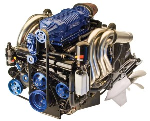 Mercury Racing's 600 SCi meets European emissions standards and outperforms larger displacement units.