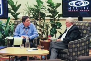 Nautic Global Group hosted a Q&A session with new CEO Jim Malone and several top dealers.