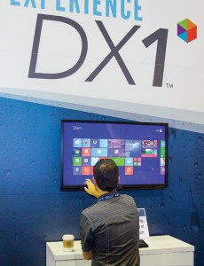 Shown to the industry for the first time at last year's MDCE, Dominion expects its DX1 software to quickly  become the marine market leader.