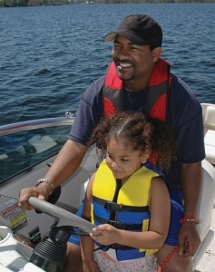 The task force is reaching out to minority boaters to help spread the word. (Photos courtesy of Discover Boating)