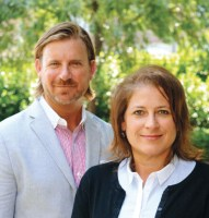 Duncan Butler and Amanda Blackstone